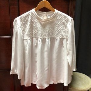 Old Navy peasant blouse